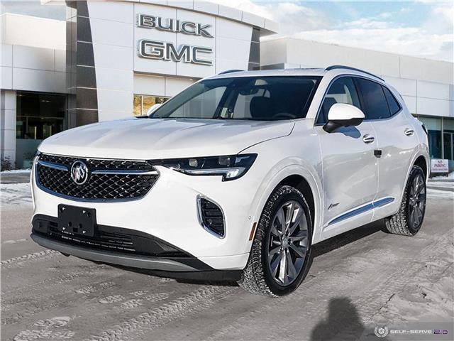 2021 Buick Envision Avenir (Stk: G21396) in Winnipeg - Image 1 of 26