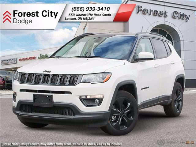 2021 Jeep Compass Altitude (Stk: 21-9007) in London - Image 1 of 22