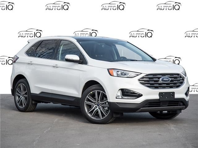 2020 Ford Edge Titanium (Stk: 20ED1126) in St. Catharines - Image 1 of 26