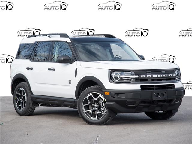 2021 Ford Bronco Sport Big Bend (Stk: 21BR076) in St. Catharines - Image 1 of 25
