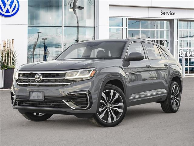 2021 Volkswagen Atlas Cross Sport 3.6 FSI Execline (Stk: AC21006) in Sault Ste. Marie - Image 1 of 10
