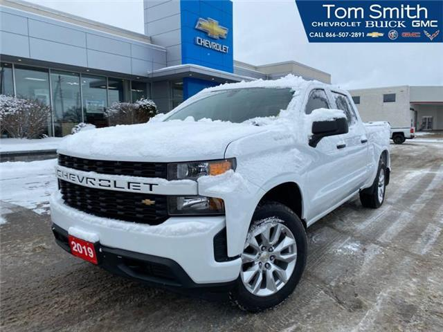 2019 Chevrolet Silverado 1500 Custom (Stk: 200711A) in Midland - Image 1 of 19