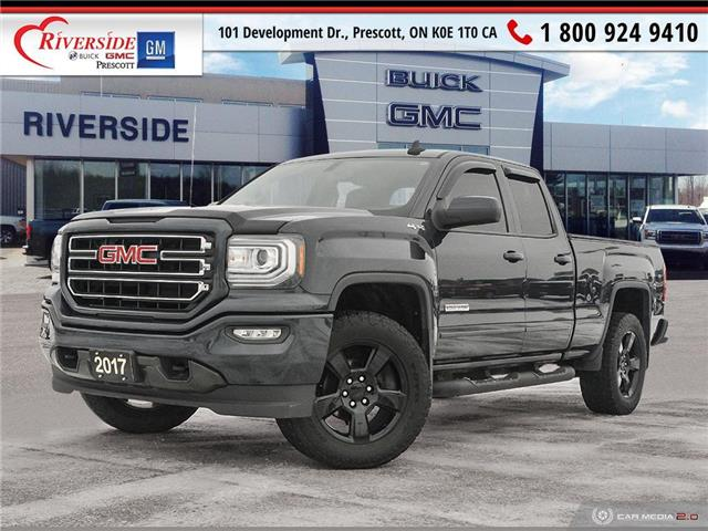 2017 GMC Sierra 1500 Base (Stk: 21007A) in Prescott - Image 1 of 27