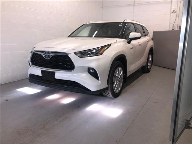 2021 Toyota Highlander Hybrid Limited (Stk: TX106) in Cobourg - Image 1 of 8