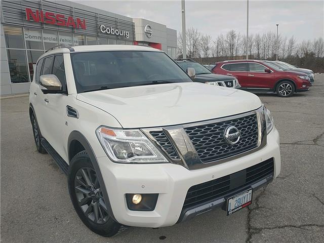 2018 Nissan Armada Platinum (Stk: CL9780117A) in Cobourg - Image 1 of 26