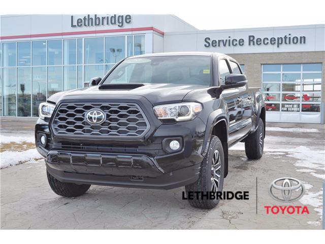 2021 Toyota Tacoma Base (Stk: 1TA7506) in Lethbridge - Image 1 of 24
