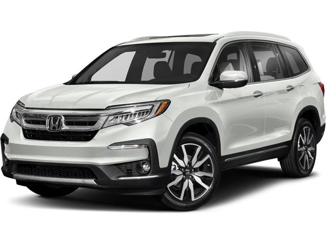 2021 Honda Pilot Touring 7P (Stk: ) in Whitehorse - Image 1 of 1