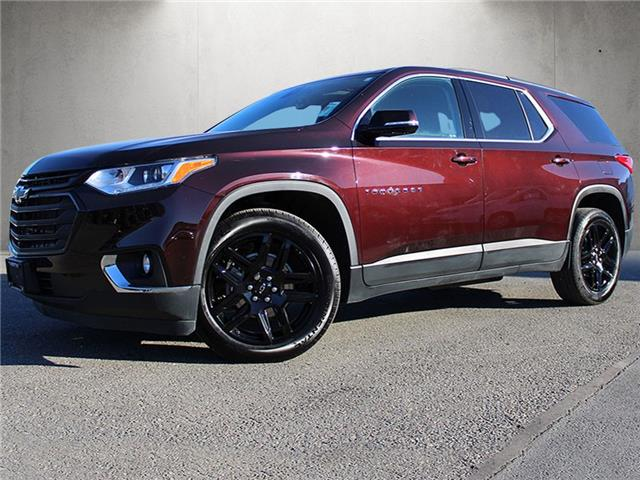 2020 Chevrolet Traverse 3LT (Stk: M21-0008P) in Chilliwack - Image 1 of 21