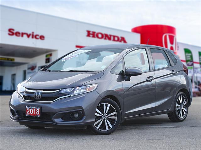 2018 Honda Fit EX (Stk: L21-010) in Vernon - Image 1 of 12
