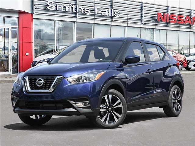 2020 Nissan Kicks SV (Stk: 20-347) in Smiths Falls - Image 1 of 23