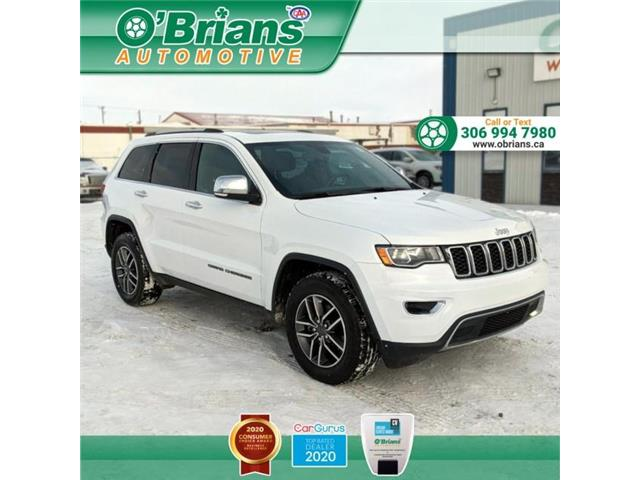 2019 Jeep Grand Cherokee Limited (Stk: 14134A) in Saskatoon - Image 1 of 24