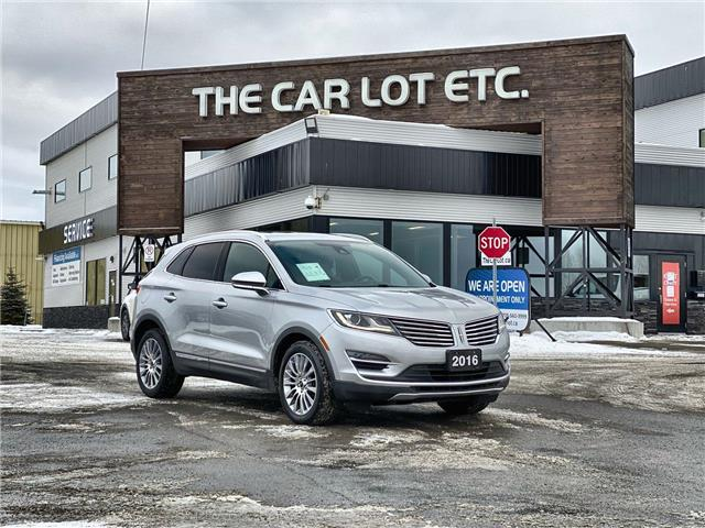 2016 Lincoln MKC Select (Stk: 20417) in Sudbury - Image 1 of 26