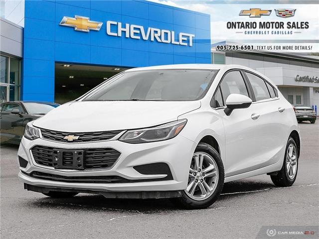 2018 Chevrolet Cruze LT Manual (Stk: 317097A) in Oshawa - Image 1 of 36
