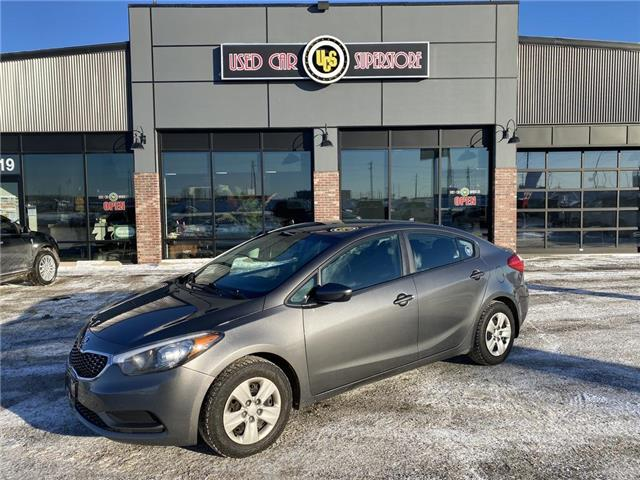 2014 Kia Forte  (Stk: UC4016'A') in Thunder Bay - Image 1 of 17
