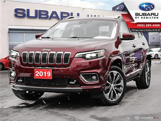 2019 Jeep Cherokee Overland (Stk: S8631A) in Hamilton - Image 1 of 26