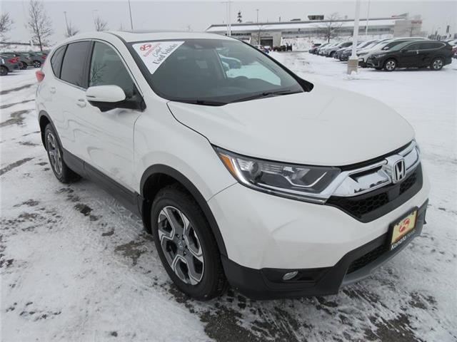 2018 Honda CR-V EX-L (Stk: K16487A) in Ottawa - Image 1 of 20