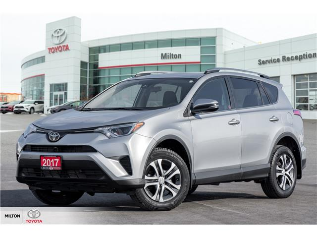 2017 Toyota RAV4 LE (Stk: 588815A) in Milton - Image 1 of 21