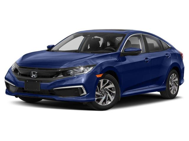 2021 Honda Civic EX (Stk: 2210467) in North York - Image 1 of 9