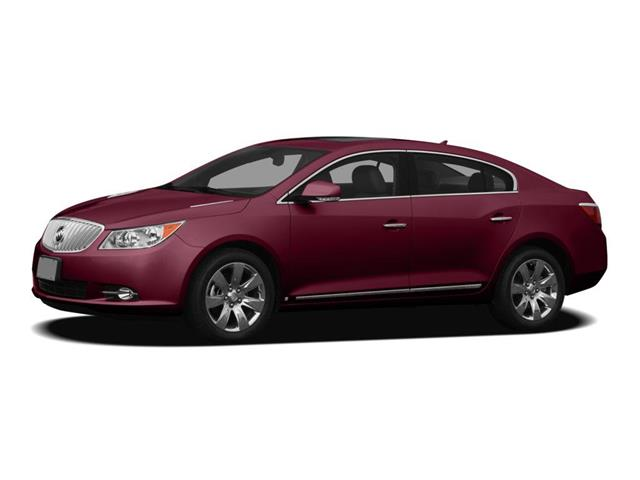 Used 2011 Buick LaCrosse CXL  - Trail - Champion Chevrolet Buick GMC Ltd.