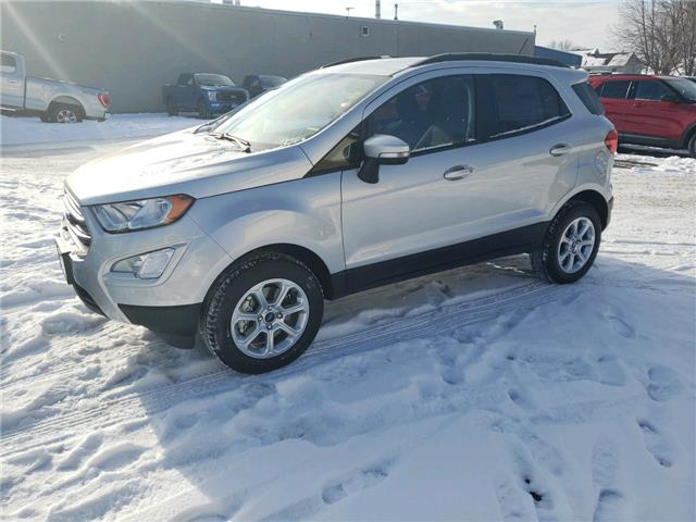 2020 Ford EcoSport SE (Stk: 20411) in Cornwall - Image 1 of 13