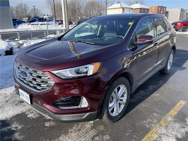 2020 Ford Edge SEL (Stk: 20231A) in Cornwall - Image 1 of 27