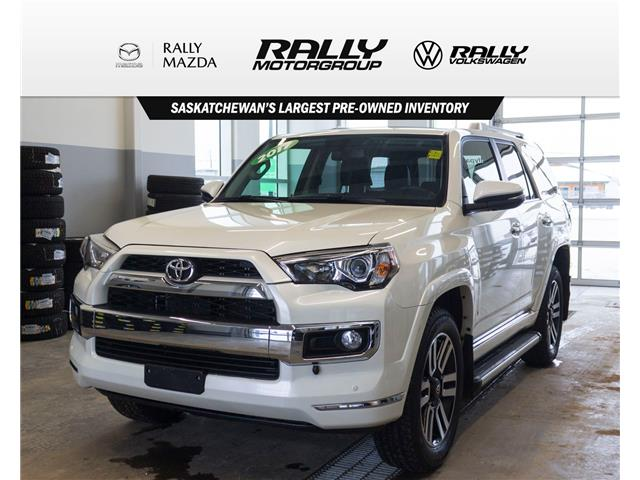 2017 Toyota 4Runner SR5 (Stk: V1398) in Prince Albert - Image 1 of 14