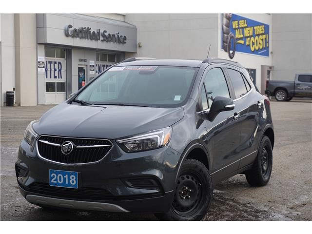 2018 Buick Encore Preferred (Stk: P3645) in Salmon Arm - Image 1 of 23