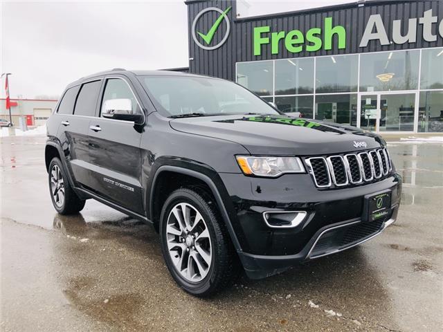 2018 Jeep Grand Cherokee Limited (Stk: 5886 Ingersoll) in Ingersoll - Image 1 of 30
