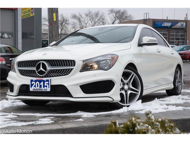 2015 Mercedes-Benz CLA-Class Base (Stk: 2142) in Chatham - Image 1 of 22