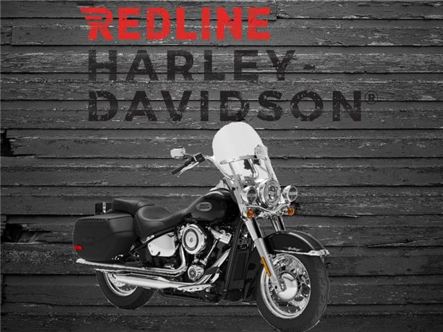 2021 Harley-Davidson FLHC - Heritage Classic  (Stk: ) in Saskatoon - Image 1 of 8