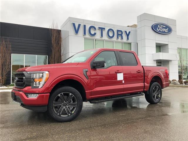 2021 Ford F-150 XLT (Stk: VFF20032) in Chatham - Image 1 of 16