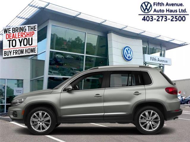 Used 2014 Volkswagen Tiguan Highline  - $184 B/W - Low Mileage - Calgary - Fifth Avenue Auto Haus Ltd.