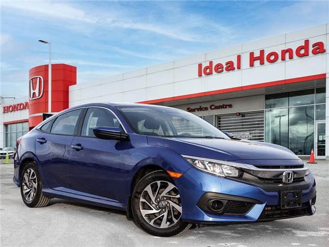 2018 Honda Civic SE (Stk: I210115A) in Mississauga - Image 1 of 26