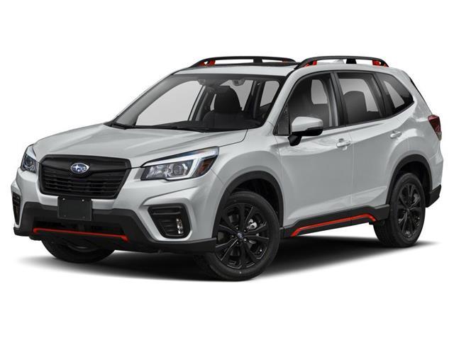 2021 Subaru Forester Sport (Stk: S21130) in Sudbury - Image 1 of 9