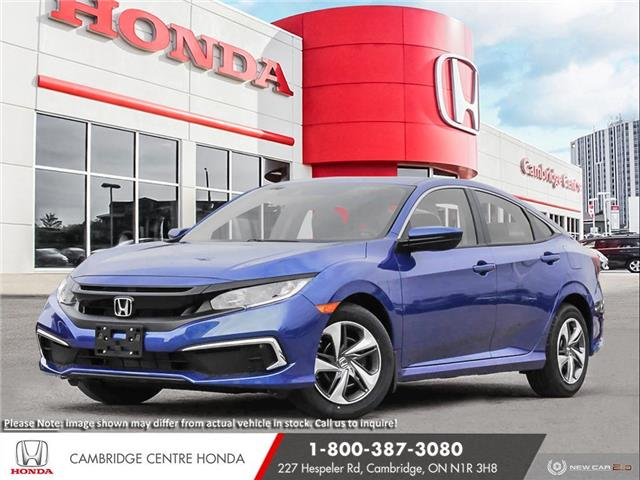 2021 Honda Civic LX (Stk: 21568) in Cambridge - Image 1 of 24