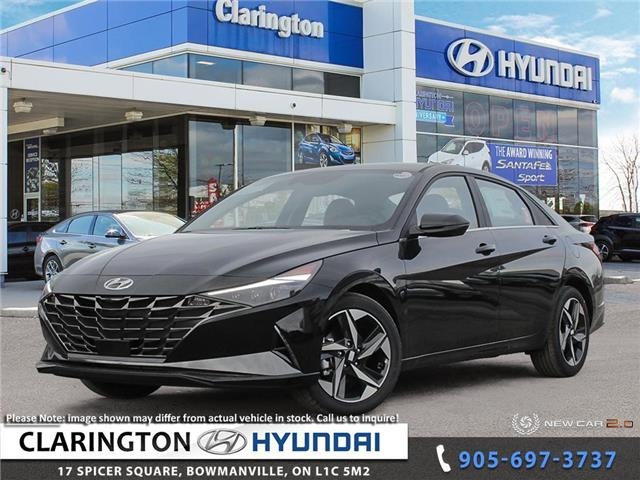2021 Hyundai Elantra Ultimate (Stk: 20846) in Clarington - Image 1 of 24
