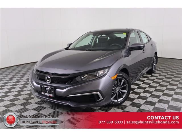 2021 Honda Civic EX (Stk: 221116) in Huntsville - Image 1 of 18