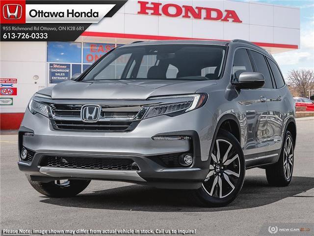 2021 Honda Pilot Touring 8P (Stk: 343420) in Ottawa - Image 1 of 23