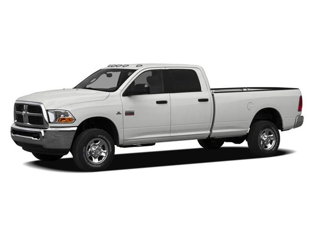 Used 2012 RAM 3500 Laramie Longhorn/Limited Edition  - Chilliwack - Mertin GM