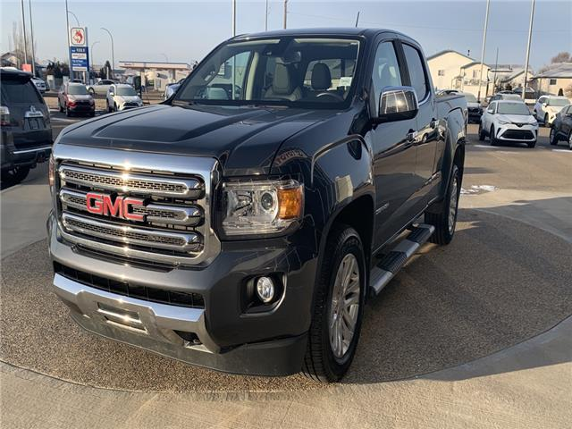 2017 GMC Canyon SLT (Stk: UY1591A) in Medicine Hat - Image 1 of 23