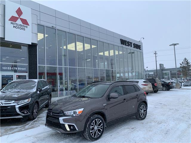 2018 Mitsubishi RVR GT (Stk: BM4023) in Edmonton - Image 1 of 21