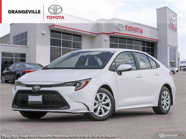 2021 Toyota Corolla LE (Stk: 21009) in Orangeville - Image 1 of 23