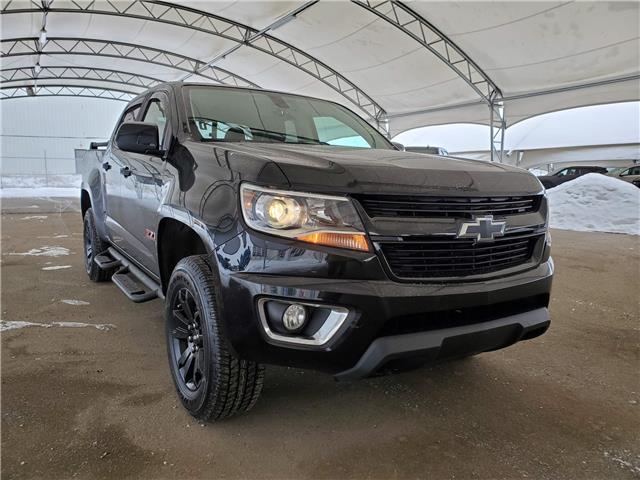 2017 Chevrolet Colorado Z71 1GCGTDENXH1252376 153370 in AIRDRIE