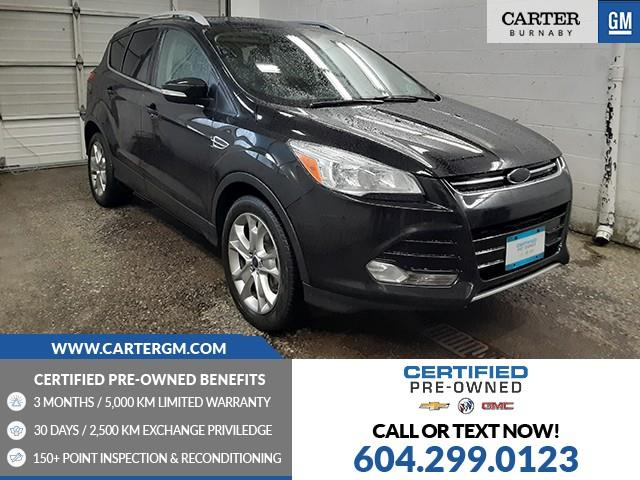 2014 Ford Escape Titanium (Stk: R1-48411) in Burnaby - Image 1 of 24