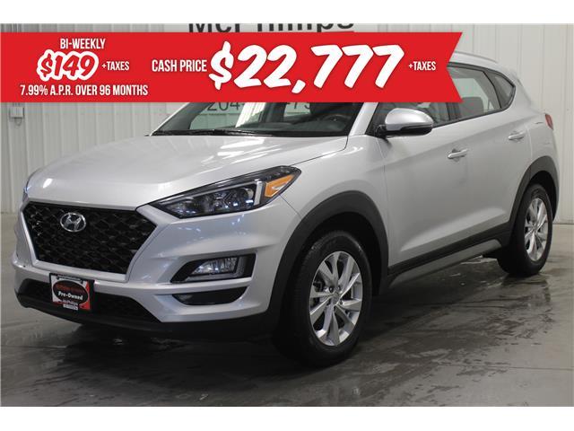 2019 Hyundai Tucson Preferred (Stk: A14060) in Winnipeg - Image 1 of 22