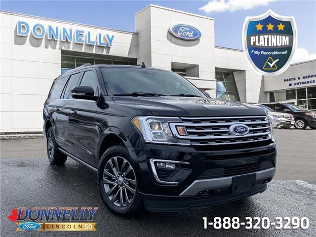 2020 Ford Expedition Max Limited 1FMJK2AT0LEA34476 PLDUR6606 in Ottawa