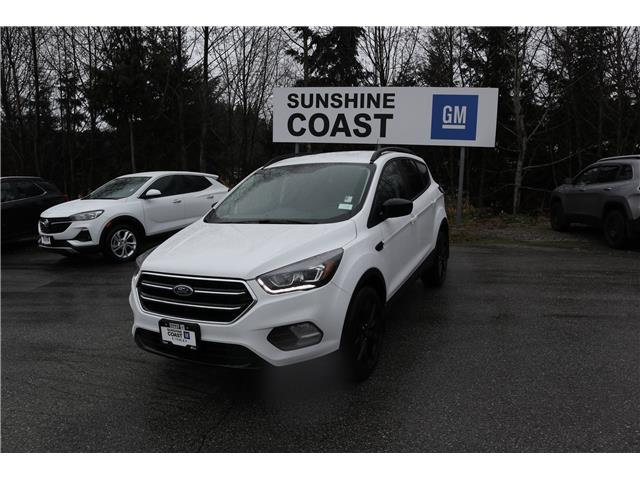 2018 Ford Escape SE (Stk: TM106409A) in Sechelt - Image 1 of 20