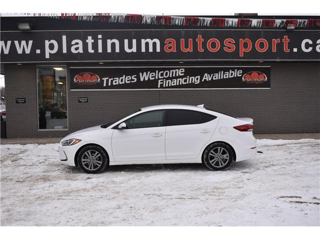 2017 Hyundai Elantra LE (Stk: PP862) in Saskatoon - Image 1 of 20