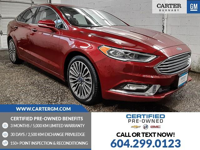2017 Ford Fusion SE (Stk: 41-22991) in Burnaby - Image 1 of 22
