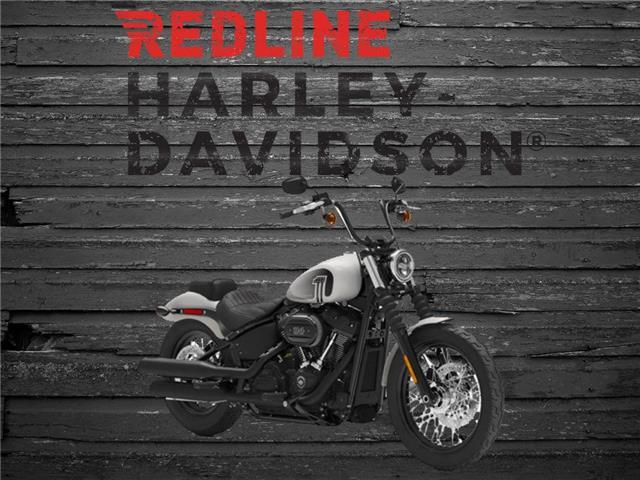 2021 Harley-Davidson FXBBS - Street Bob™  (Stk: ) in Saskatoon - Image 1 of 8